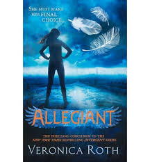 Allegiant (Divergent, Book 3)