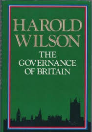 Image for Governance of Britain. 1977, C 1976