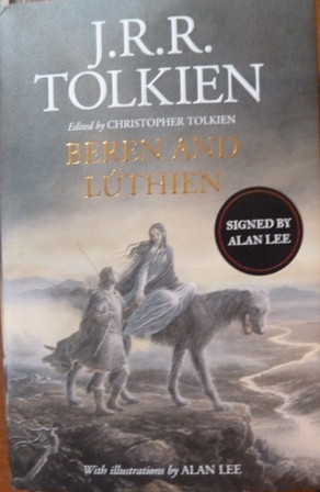 Image for Beren and Lúthien (Signed by Illustrator)