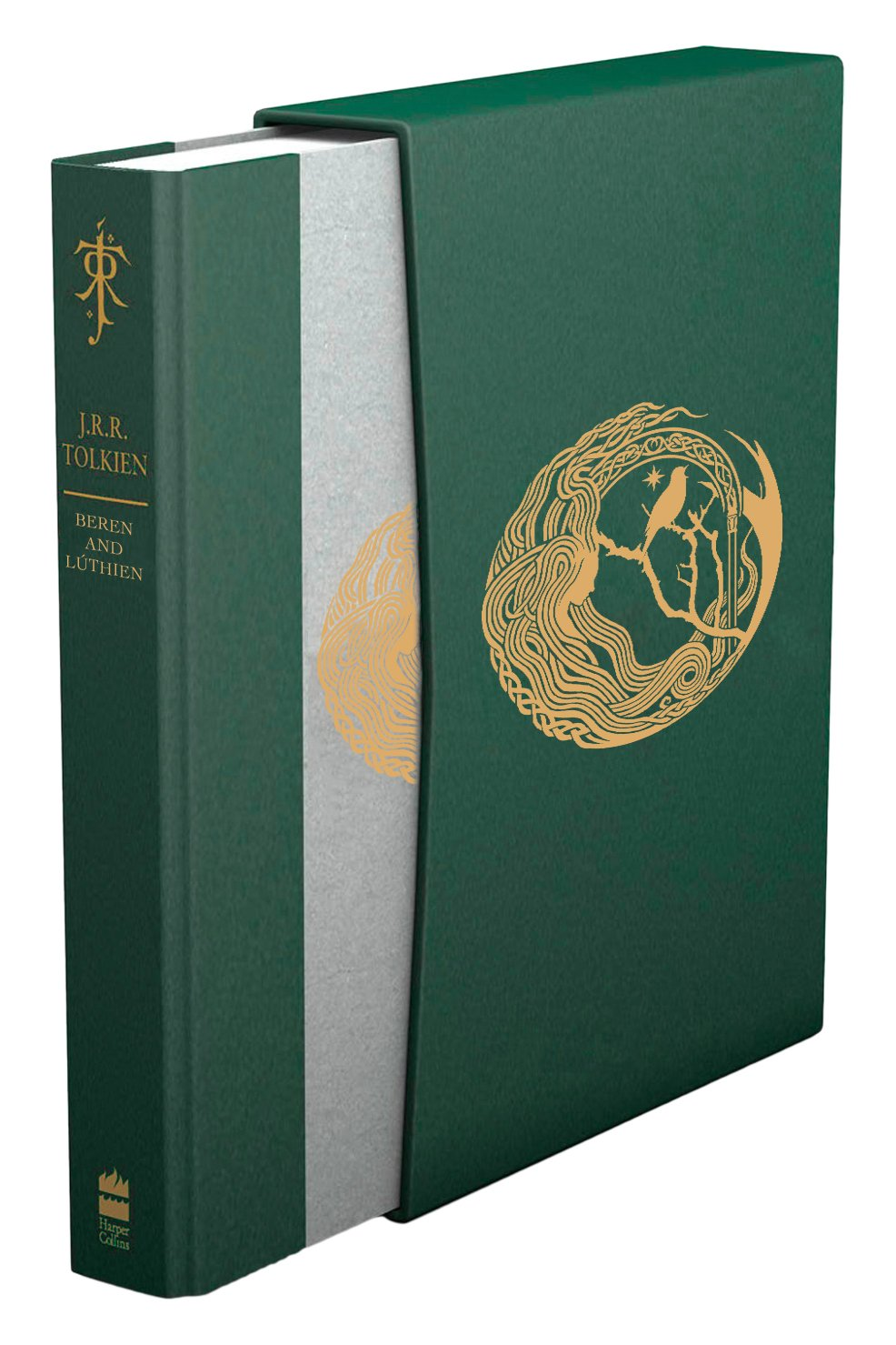 Image for Beren and Lúthien (Deluxe Slipcased edition)
