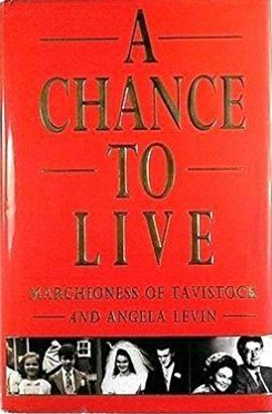 Image for A Chance to Live (Signed)