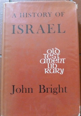 Image for A History of Israel (Old Testament library)