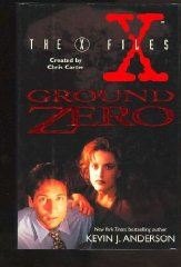 Image for X-Files: Ground Zero(Signed)