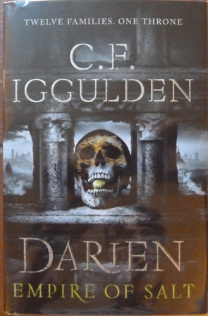 Image for Darien: Empire of Salt (Empire of Salt Trilogy 1) (Signed & Numbered Limited Edition)