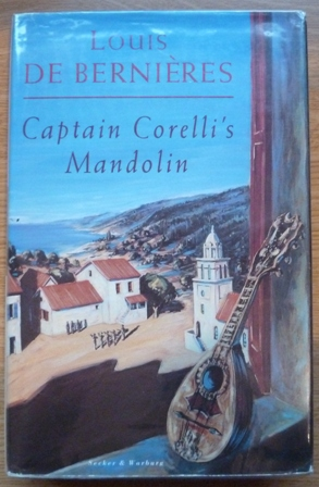 Image for Captain Corelli's Mandolin (First UK edition-first printing)