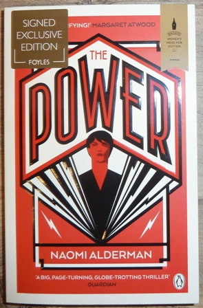 Image for The Power:WINNER OF THE 2017 BAILEYS WOMEN'S PRIZE FOR FICTION (Signed)