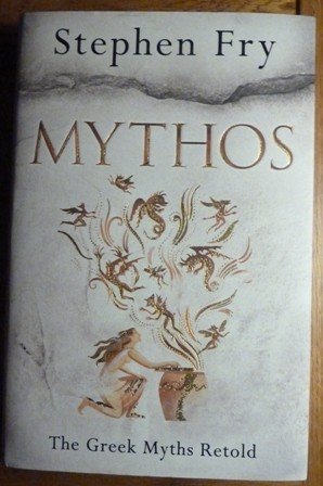 Image for Mythos: A Retelling of the Myths of Ancient Greece (Signed First UK edition-first printing)