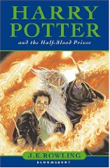 Image for Harry Potter and the Half-blood Prince: Children's Edition (Harry Potter 6)