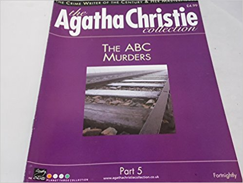 Image for The Agatha Christie Collection Magazine: Part 5: The ABC Murders