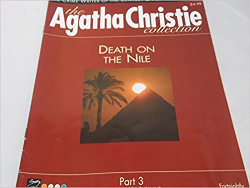Image for The Agatha Christie Collection Magazine: Part 3: Death on The Nile