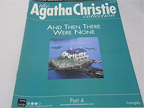 Image for The Agatha Christie Collection Magazine: Part 4: And Then There Were None