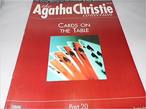Image for The Agatha Christie Collection Magazine: Part 20: Cards on The Table
