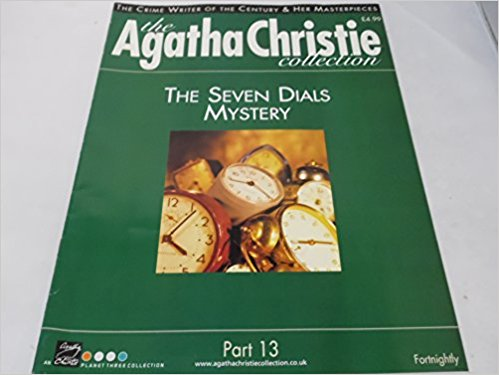 Image for The Agatha Christie Collection Magazine: Part 13: The Seven Dials Mystery