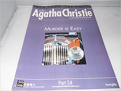 Image for The Agatha Christie Collection Magazine: Part 24: Murder is Easy