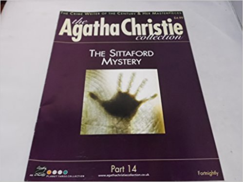 Image for The Agatha Christie Collection Magazine: Part 14:  The Sittaford Mystery