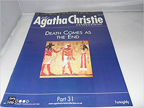 Image for The Agatha Christie Collection Magazine: Part 31: Death Comes as the End