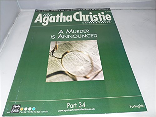 Image for The Agatha Christie Collection Magazine: Part 34: A Murder is Announced
