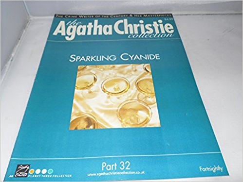 Image for The Agatha Christie Collection Magazine: Part 32:  Sparkling Cyanide