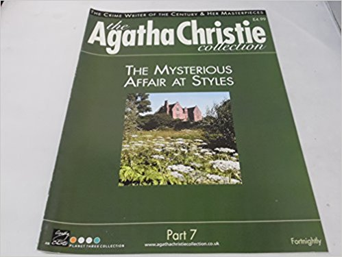Image for The Agatha Christie Collection Magazine: Part 7: The Mysterious Affair At Styles