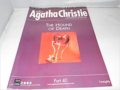 Image for The Agatha Christie Collection Magazine: Part 40: The Hound Of Death