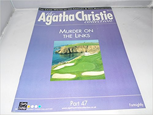 Image for The Agatha Christie Collection Magazine: Part 47: The Murder On The Links