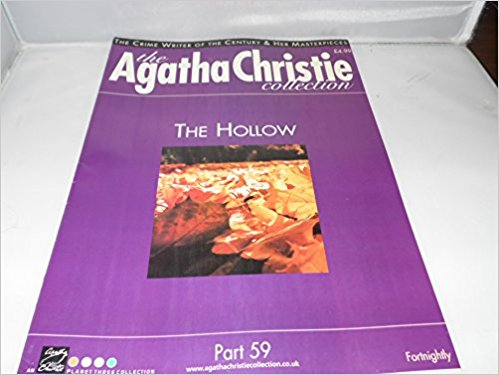 Image for The Agatha Christie Collection Magazine: Part 59: The Hollow