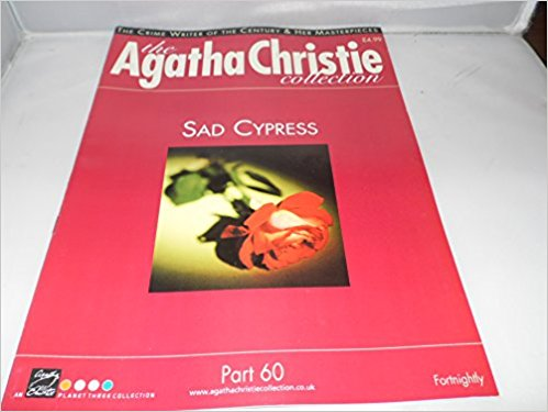 Image for The Agatha Christie Collection Magazine: Part 60: Sad Cypress