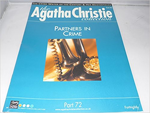 Image for The Agatha Christie Collection Magazine: Part 72: Partners In Crime