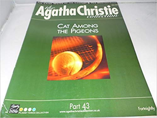 Image for The Agatha Christie Collection Magazine: Part 43: Cat Among The Pigeons