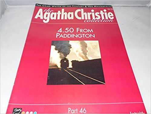 Image for The Agatha Christie Collection Magazine: Part 46: 4.50 From Paddington