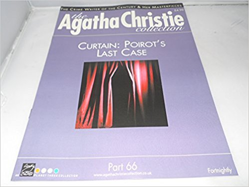 Image for The Agatha Christie Collection Magazine: Part 66: Curtain: Poirot's Last Case