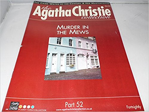 Image for The Agatha Christie Collection Magazine: Part 52: Murder In The Mews