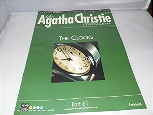 Image for The Agatha Christie Collection Magazine: Part 61: The Clocks