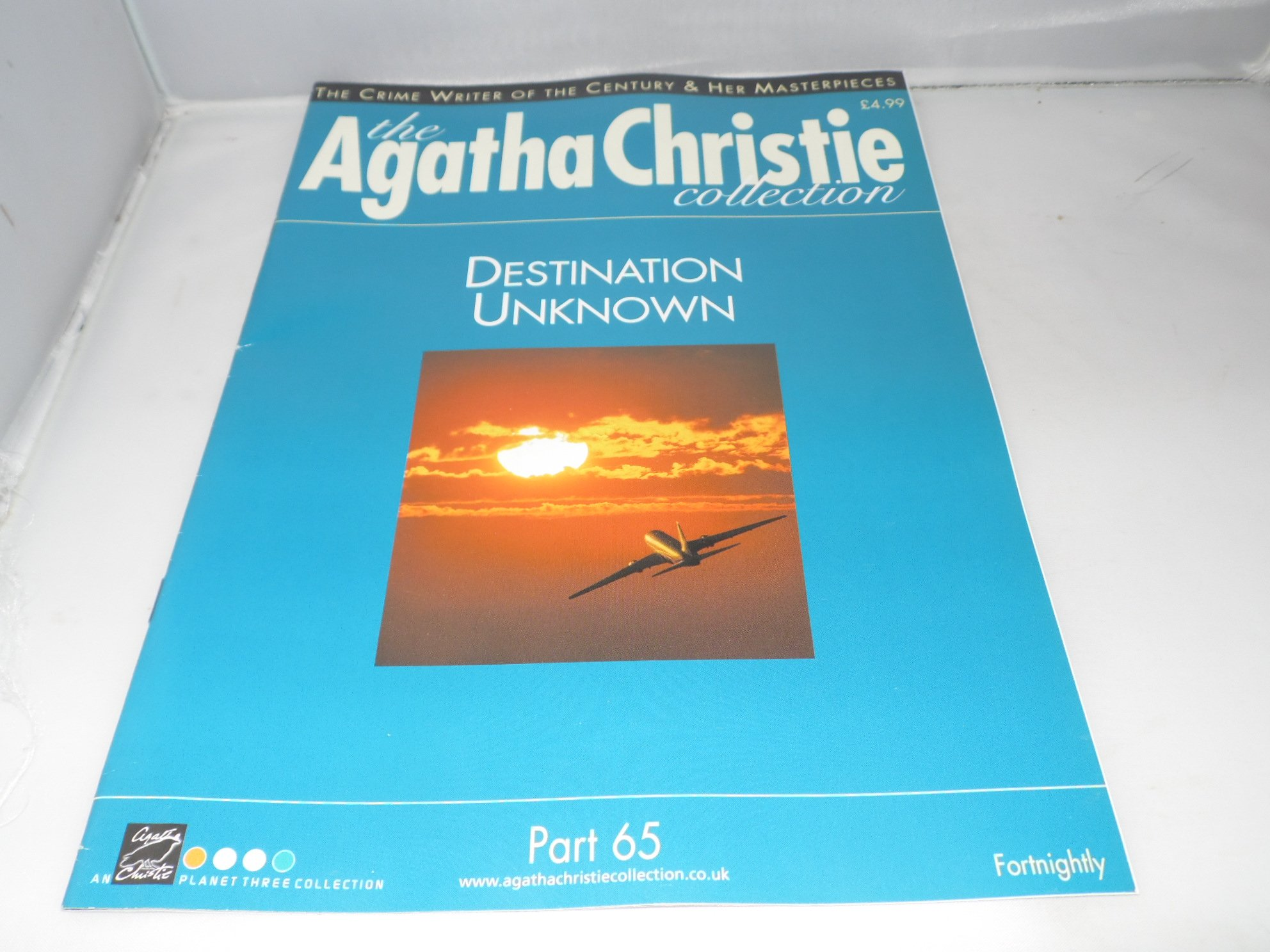 Image for The Agatha Christie Collection Magazine: Part 65: Destination Unknown