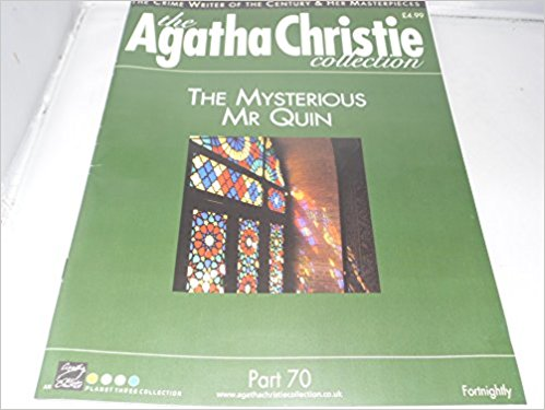 Image for The Agatha Christie Collection Magazine: Part 70: The Mysterious Mr Quin