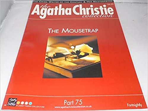 Image for The Agatha Christie Collection Magazine: Part 75: The Mousetrap