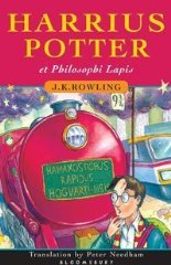 Image for Harrius Potter et Philosophi Lapis (Latin language edition)