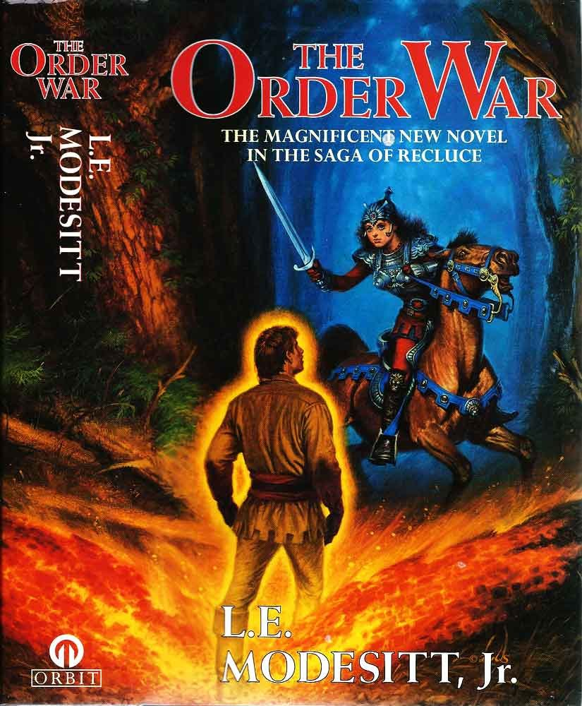 Image for The Order War: Book Four: The Saga of Recluce