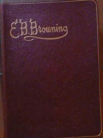 Image for The Poetical Works Of Elizabeth Barrett Browning
