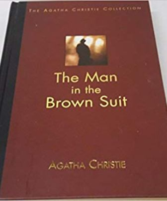 Image for The Man in the Brown Suit (The Agatha Christie Collection)