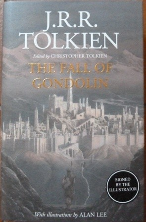 Image for The Fall of Gondolin (Signed by the Illustrator)