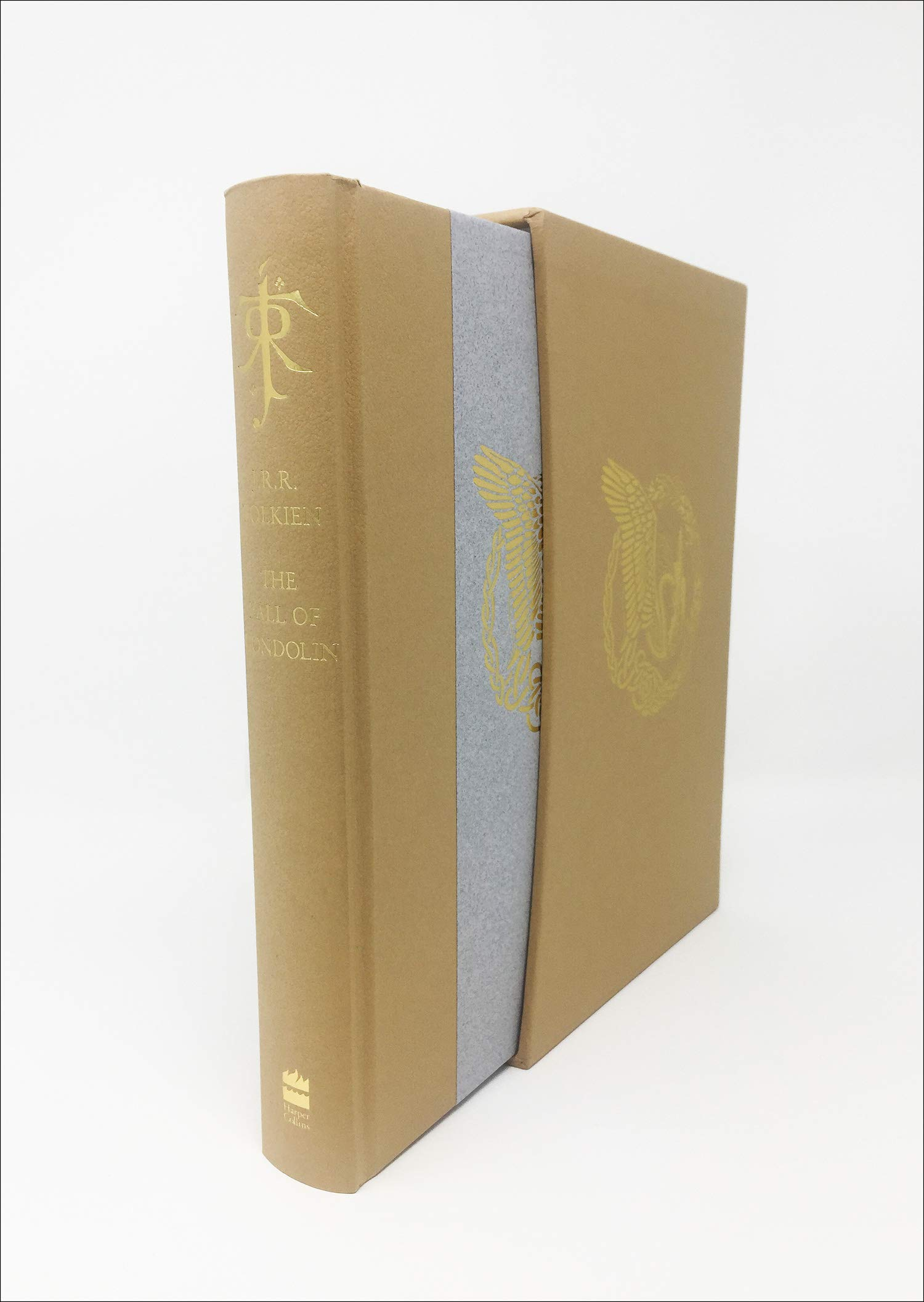 Image for The Fall of Gondolin  (Deluxe Slipcased edition)