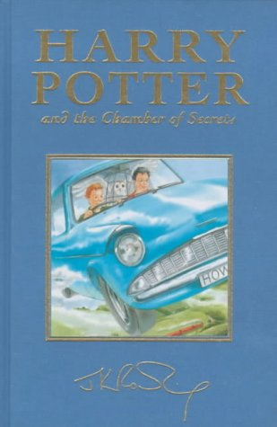 Image for Harry Potter and the Chamber of Secrets (Book 2): Special Edition