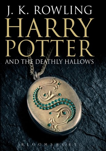 Image for Harry Potter and the Deathly Hallows (Book 7) [Adult Edition]