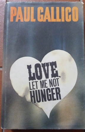 Image for Love, Let Me Not Hunger