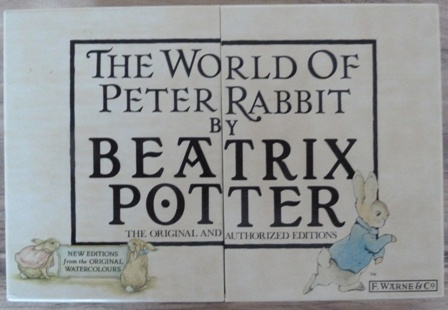 Image for Original Peter Rabbit: No. 1-23 (The original Peter Rabbit books):  Presentation Box