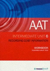Image for AAT NVQ: Unit 6 (Aat Workbooks)