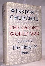 Image for The Second World War: The Hinge of Fate (Volume IV)