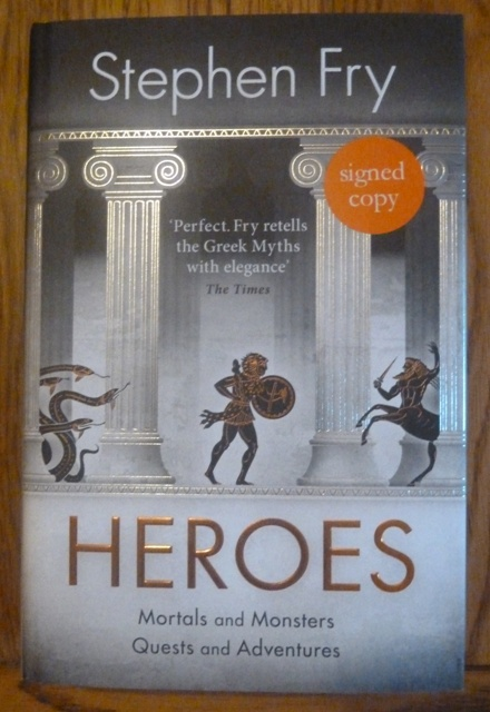 Image for Heroes (Signed)