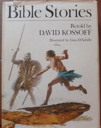 Image for Bible Stories (Signed)